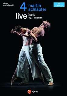 Wiener Staatsballett: 4 / Mahler live, DVD