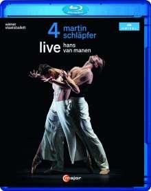Wiener Staatsballett: 4 / Mahler live, Blu-ray Disc