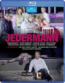 Jedermann (Blu-ray), Blu-ray Disc