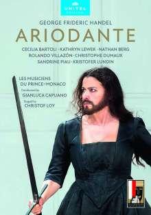 Georg Friedrich Händel (1685-1759): Ariodante, 2 DVDs