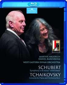 Martha Argerich & Daniel Barenboim - Salzburger Festspiele 2019, Blu-ray Disc