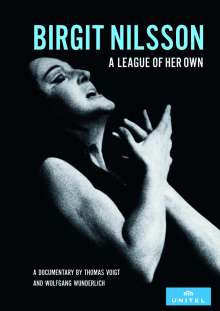 Birgit Nilsson - A League of her own, DVD