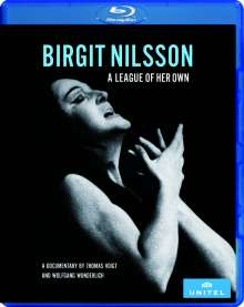 Birgit Nilsson - A League of her own, Blu-ray Disc