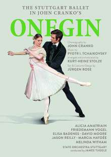 The Stuttgart Ballet - John Cranko's Onegin, DVD
