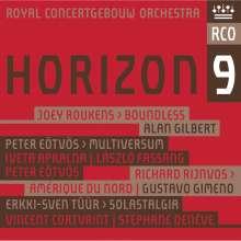 Concertgebouw Orchestra - Horizon 9, SACD
