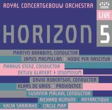 Concertgebouw Orchestra - Horizon 5, Super Audio CD