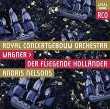 Richard Wagner (1813-1883): Der Fliegende Holländer, CD