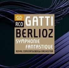 Hector Berlioz (1803-1869): Symphonie fantastique, Super Audio CD