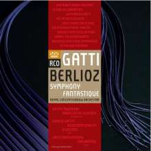 Hector Berlioz (1803-1869): Symphonie fantastique (180g), 2 LPs