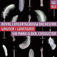 Richard Wagner (1813-1883): Lohengrin, 3 SACDs