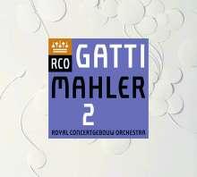 Gustav Mahler (1860-1911): Symphonie Nr.2, 2 Super Audio CDs