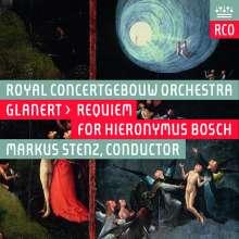 Detlev Glanert (geb. 1960): Requiem für Hieronymus Bosch, SACD