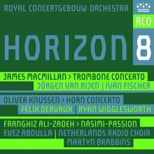 Concertgebouw Orchestra - Horizon 8, SACD
