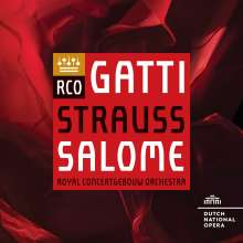 Richard Strauss (1864-1949): Salome, 2 SACDs