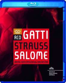 Richard Strauss (1864-1949): Salome, Blu-ray Disc