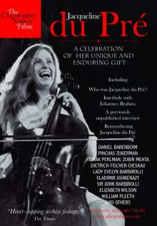 Jacqueline du Pre - A Celebration of Her Unique and Enduring Gift, DVD