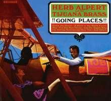 Herb Alpert: !!Going Places!! (Remaster 2016), CD