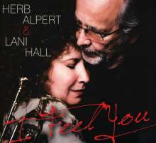 Herb Alpert & Lani Hall: I Feel You (Remaster 2016), CD