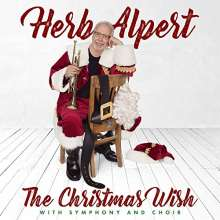 Herb Alpert: The Christmas Wish (With Symphony And Choir), CD
