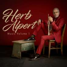 Herb Alpert: Music Vol.1, CD