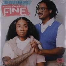 Jean Grae & Quelle Chris: Everything's Fine, 2 LPs
