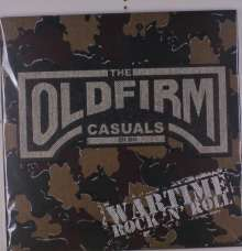 """The Old Firm Casuals: Wartime Rock 'N' Roll, Single 12"""""""