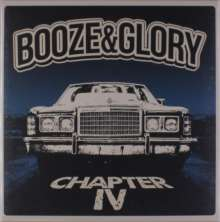 Booze & Glory: Chapter IV (Light Blue Marble Vinyl), LP