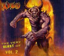Dio: The Very Beast Of Vol. 2, CD