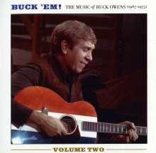 Buck Owens: Buck 'Em! - The Music Of Buck Owens 1967 - 1975 (Volume 2), 2 CDs