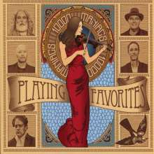 10,000 Maniacs: Playing Favorites Live, CD