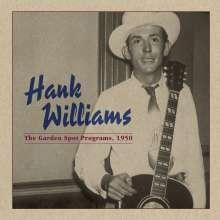 Hank Williams: The Garden Spot Programs 1950, CD