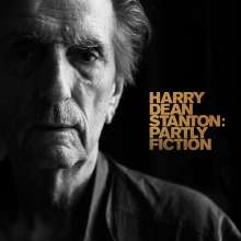 Harry Dean Stanton: Partly Fiction, CD