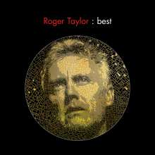 Roger Taylor: Best (Limited Edition) (Yellow Vinyl), 2 LPs