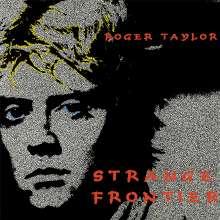 Roger Taylor: Strange Frontier (Limited Edition) (Red Vinyl), LP