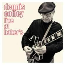 Dennis Coffey: Live At Baker's 2006, CD