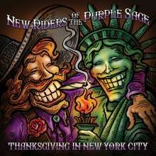 New Riders Of The Purple Sage: Thanksgiving In New York City, 2 CDs