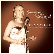 Peggy Lee (1920-2002): Something Wonderful: Peggy Lee Sings The Great American Songbook, 2 CDs