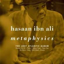 Hasaan Ibn Ali (1931-1980): Metaphysics: The Lost Atlantic Album, 2 LPs