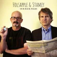 Peter Holsapple & Chris Stamey: Our Back Pages, CD