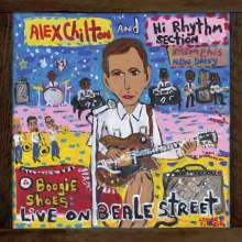 Alex Chilton: Boogie Shoes: Live On Beale Street, CD