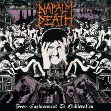 Napalm Death: From Enslavement To Obliteration, LP