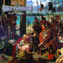 Bolt Thrower: The IVth Crusade (remastered), LP