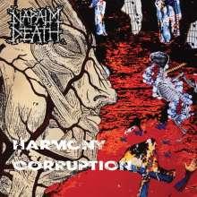 Napalm Death: Harmony Corruption, LP