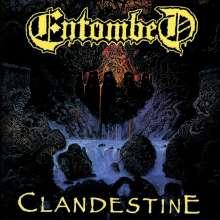 Entombed: Clandestine (FDR Remastered), CD