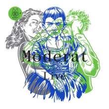 "Moderat: Live (Limited-Edition) (Deluxe-Boxset), 2 Single 12""s"