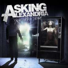 Asking Alexandria: From Death To Destiny (Translucent Red Vinyl), 2 LPs