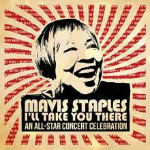 I'll Take You There: An All-Star Concert Celebration, 2 CDs und 1 DVD
