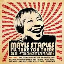 Mavis Staples: I'll Take You There: An All-Star Concert Celebration, CD