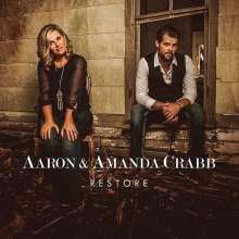 Aaron Crabb & Amanda: Restore, CD