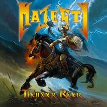 Majesty: Thunder Rider, CD